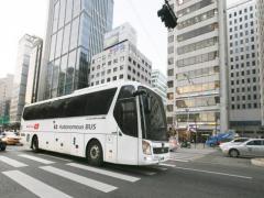 韩国电信获批运营大型自动驾驶巴士